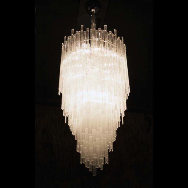 Murano Frange chandelier