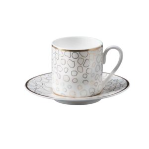 GIRAFFA espresso cup & saucer