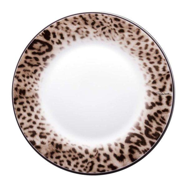 Jaguar dessert plate