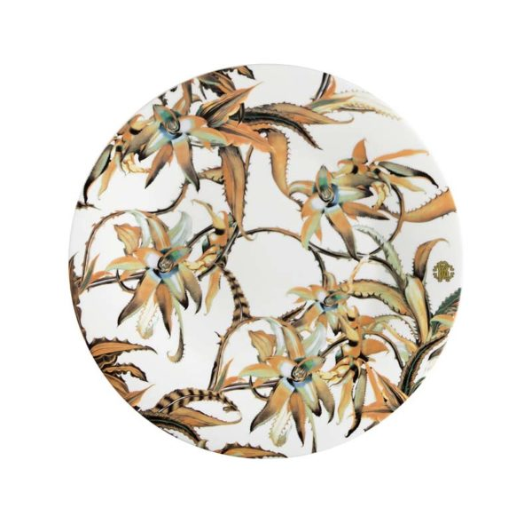 Tropical flower charger