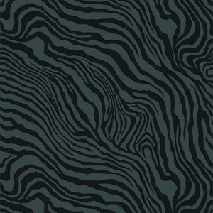 RC17214 Psychedelic zebra wallpanel